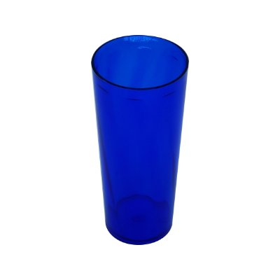 Copo Long Drink Twister - Azul