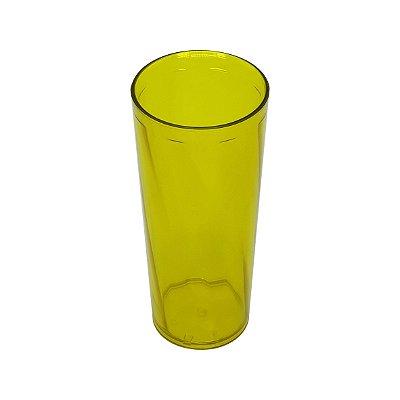 Copo Long Drink Twister - Amarela