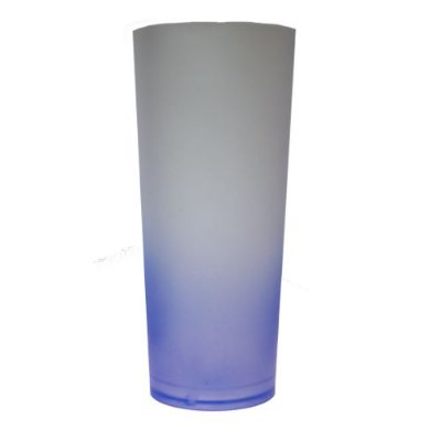 Copo Long Drink Jateado - Azul