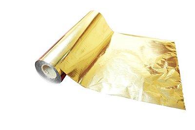 Foil Para Transfer 5m x 8cm - Dourado