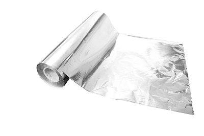 Foil Para Transfer 5m x 8cm - Prata