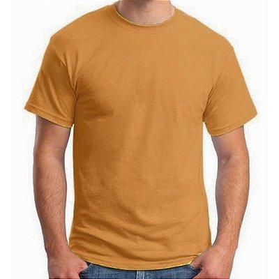 Camisa Masculina - Mostarda