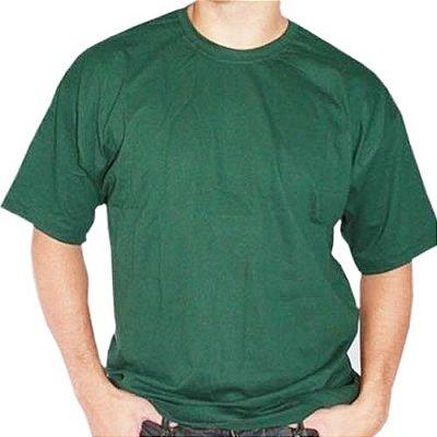 Camisa Masculina - Verde Jade