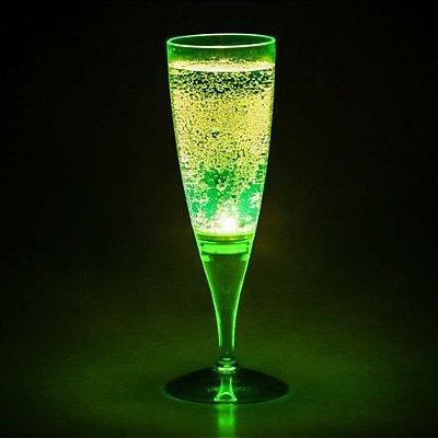 Taça com LED - Verde Neon