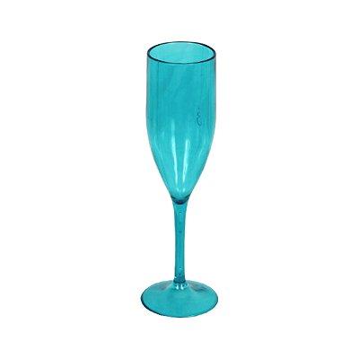 Taça - Azul Tiffany Neon