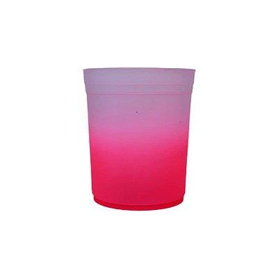 Balde de Pipoca Jateado 1,4L - Rosa Pink