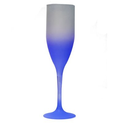 Taça Jateada - Azul