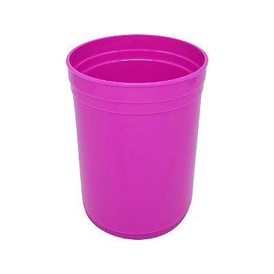 BALDE PARA PIPOCA 1,4L ROSA PINK