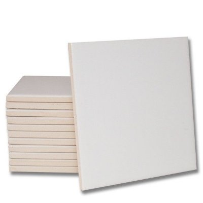 Azulejo Branco (Fosco) - 20x20