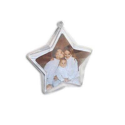 Estrela p/ árvore de Natal