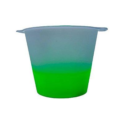 Balde de Gelo 5L Jateado - Verde