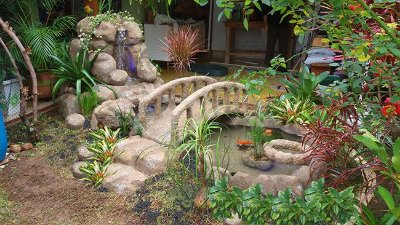 Cascata Pedras Artificiais Decorativa , Cascata Rio