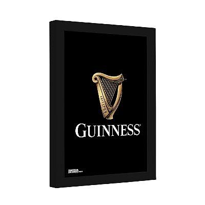 Quadro Decorativo Cerveja Guinness