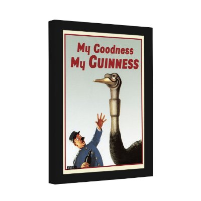 Quadro Decorativo My Goodness My Guinness