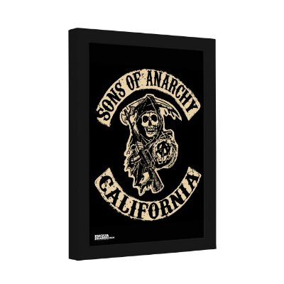 Quadro Decorativo Sons of Anarchy