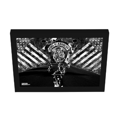 Quadro Decorativo Sons of Anarchy Riding