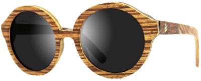 Valentina New Collection Zebra Wood