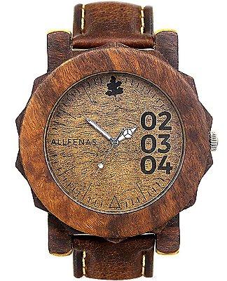 Relógio Boss Wood