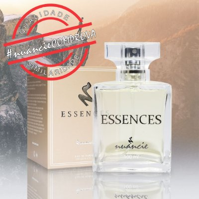 Essences 27 inspirado em Invictus - 100ml