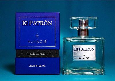 El Patrón Eau de Parfum inspirado em Neroli Portofino Tom Ford - 100ml