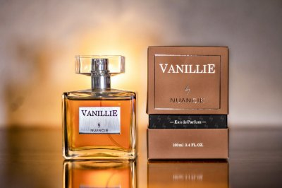 Vanillie Eau de Parfum inspirado em Vanille Fatale Tom Ford - 100ml