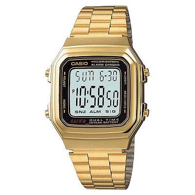721a97dab7b Relógio Casio Masculino A178wga1adf