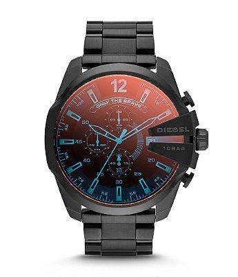 780a78d6bfc0e Relógio Armani Masculino Basic Preto Ax2701 1pn - Retran Joias