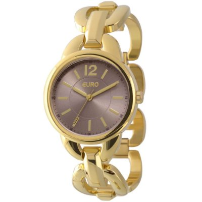 9c06d13d95e Relógio Euro Feminino Chumbo Eu 2036yms 4c - Retran Joias