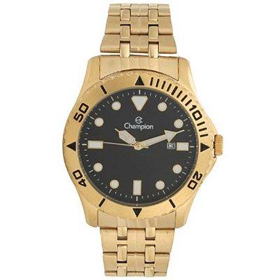 34b8678159f Relógio Champion Masculino Dourado Ca31524u - Retran Joias