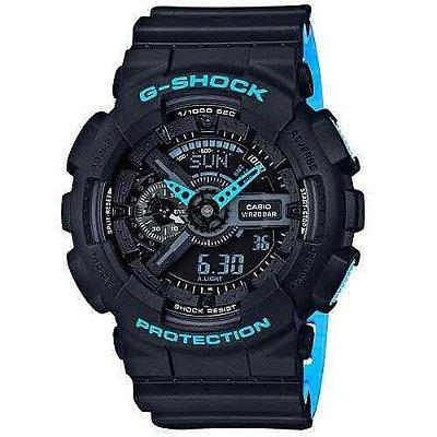 fe84b01fa3e Relógio Casio Masculino G-Shock Preto Ga110ln1adr