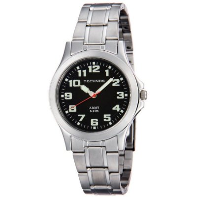 e0ce9420d7b Relógio Technos Masculino Digital Prata T02139ac 1c - Retran Joias