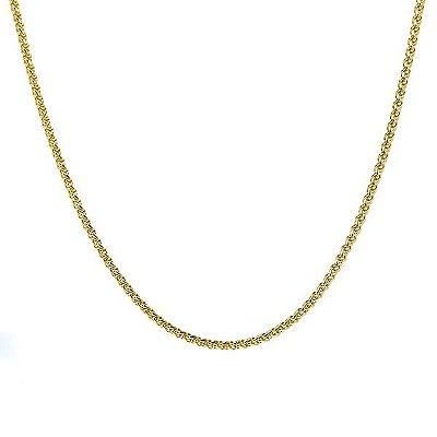 a1c6a15b445fc Cordão Ouro 18k 45cm - cod.12695
