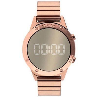 d6d0c73623910 Relógio Euro Feminino Fashion Fit Rosê Eujhs31bac 4d