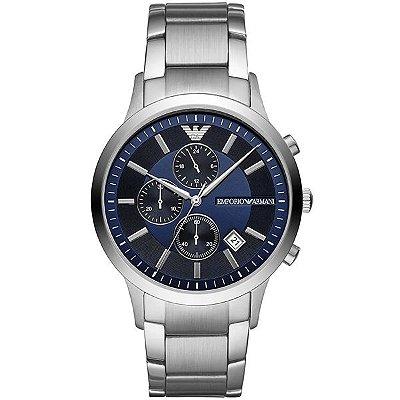 3c7777f7f8ec9 Relógio Emporio Armani Masculino Ar11070 0pn - Retran Joias