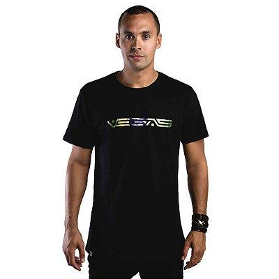 """Camiseta """"Vegas Brasil"""" - Vegas"""