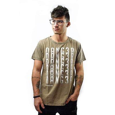 """Camiseta Basic Ceramic """"Dang3r"""" - Dang3r"""