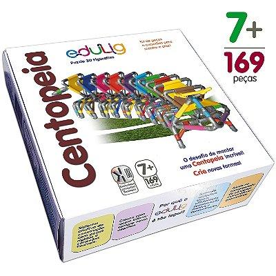 Kit Edulig Puzzle 3D Centopeia