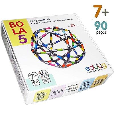 Quebra-cabeça Edulig Puzzle 3D Bola 5