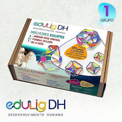 Kit Edulig DH - Desenvolvimento Humano - Melhores Equipes - 3 Dinâmicas