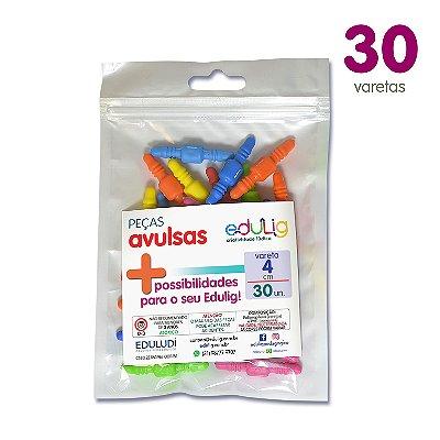 Edulig Puzzle Peças Avulsas - Vareta 4cm