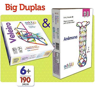 Big Duplas Edulig: Veleiro & Anêmona