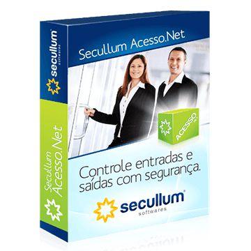 Software Secullum Acesso.NET