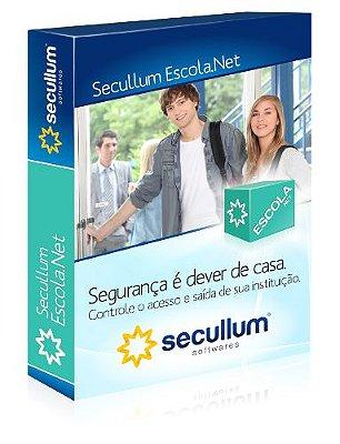 Software de Acesso Secullum Escola.Net