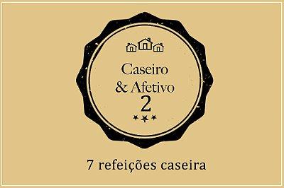 Kit Caseiro & Afetivo 2 |Porção para duas pessoas