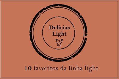 Kit Delícias Light | Porção para duas pessoas