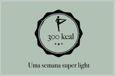 Kit Emagrecimento 300 kcal | Porção Individual