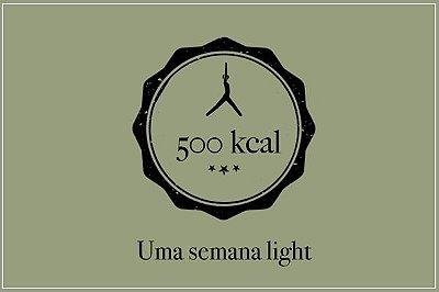 Kit Emagrecimento 500 kcal | Porção Individual
