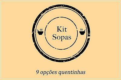 Kit Sopas | Porção Individual