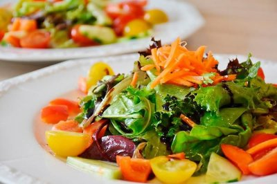 Salada Verde 120g | Porção Individual | Produto resfriado e acondicionado em pote