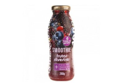 Smoothie de Frutas Silvestres - Queensberry